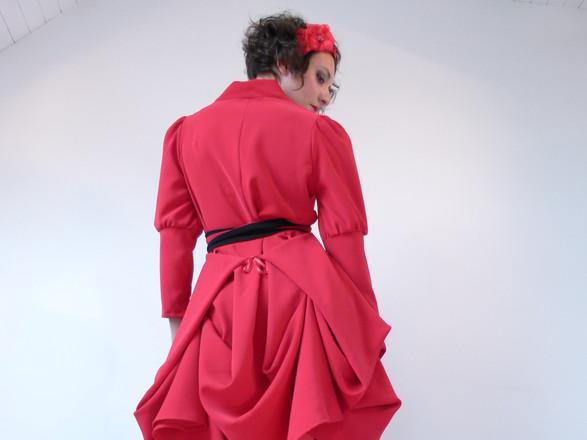 Robe Cléophée