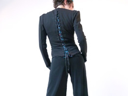Veste Backlace + Pantalon Baggy-Pant