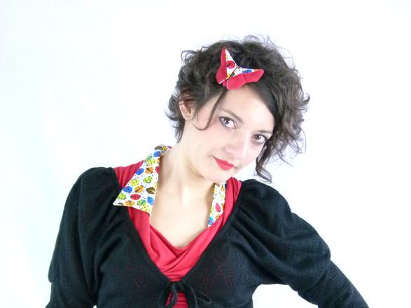 Gilet Etoilée Long