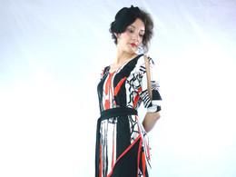 Robe Belle-Dame Été
