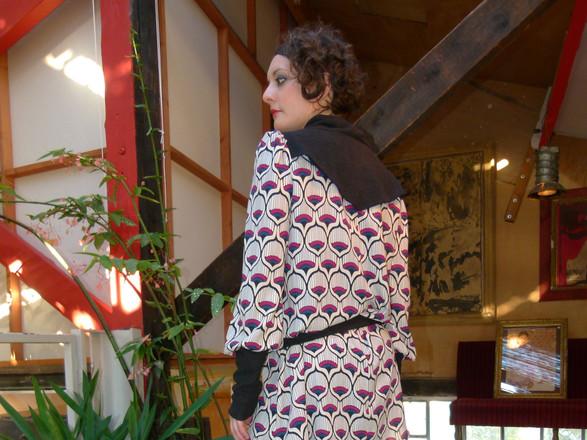 Robe Trapèze Hiver