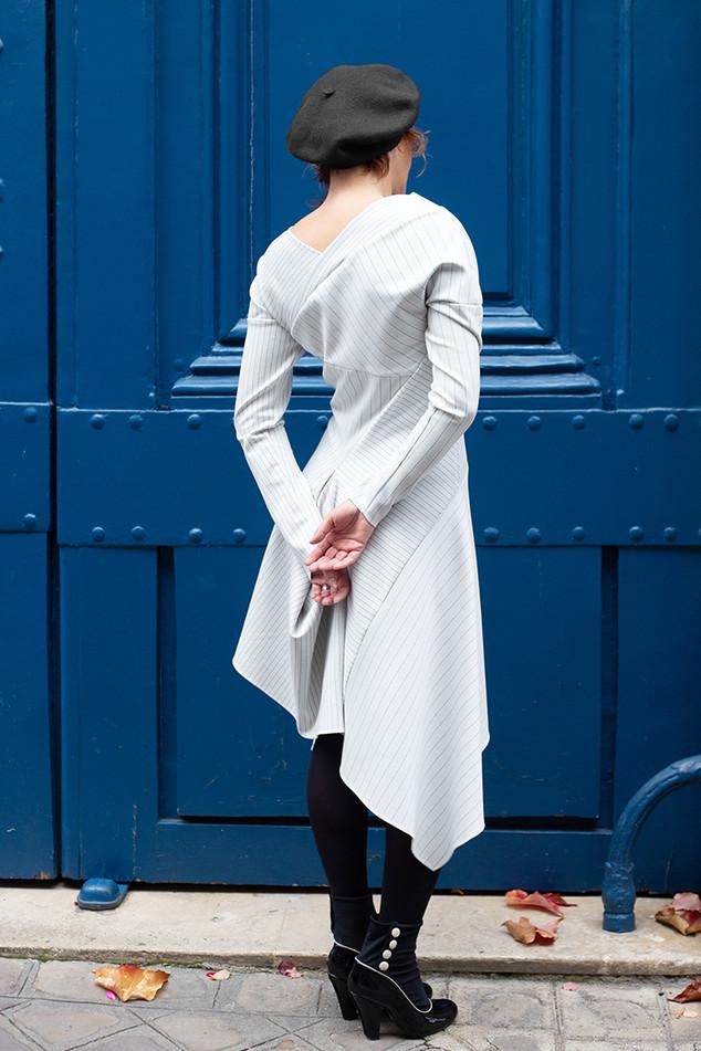 Robe Cyclone blanche