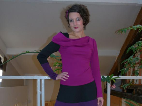 Robe Viola Hiver