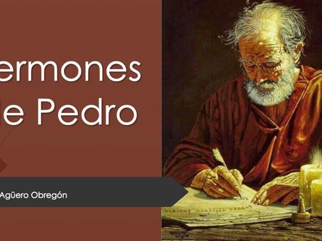 SERMONES DE PEDRO