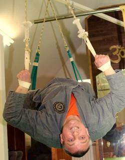 Силовые упражнения с веревками