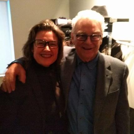 Avec Gilles Proulx.