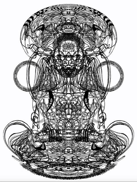 MIXED EXPANSIVE ART
