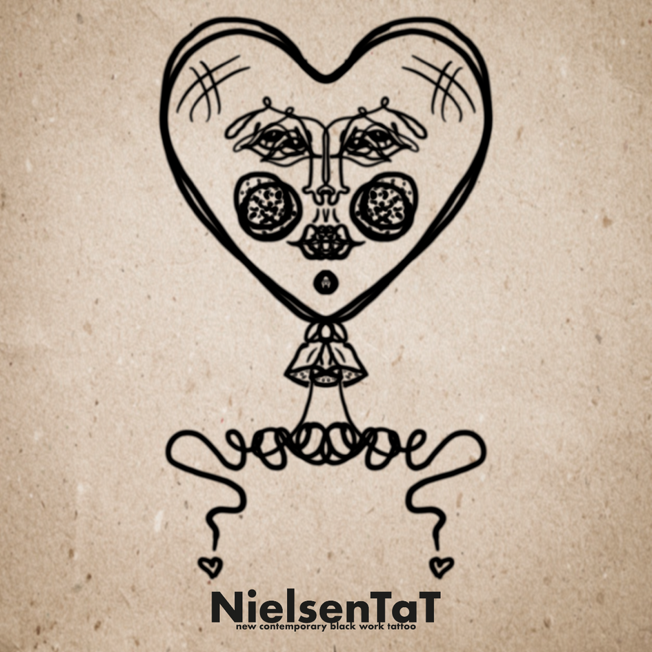 Tattoo-Nielsen-Tat-Lucky-Charms-Black-Wo
