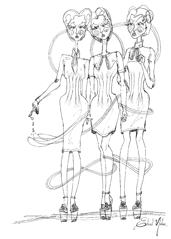 """""""the three witches"""""""