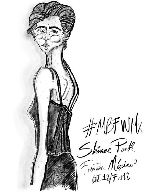 Fashion-Week-Mexico-MBFWMX-Illustration-