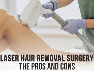 Laser Hair Removal: The Pros and Cons