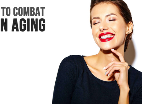 How To Combat Skin Aging