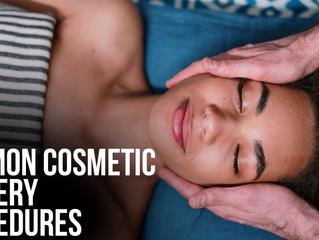 Common Cosmetic Surgery Procedures