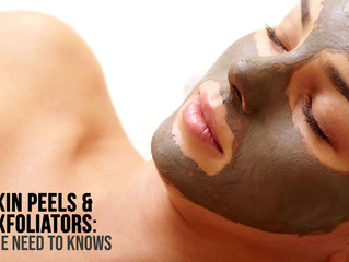 Skin Peels & Exfoliators: The Need To Knows