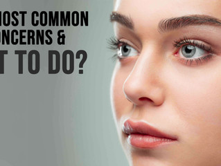 Top 5 Most Common Skin Concerns & What To Do