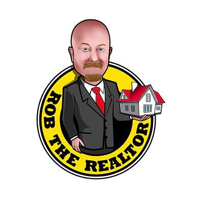 Rob the Realtor Logo Different Crop Medi