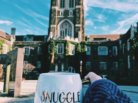 Blogmas DAY 21: It's Snuggle Season