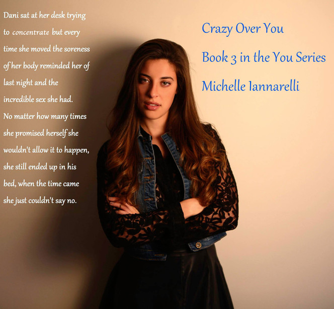 Book 3 in the You Series, Coming March 2015!