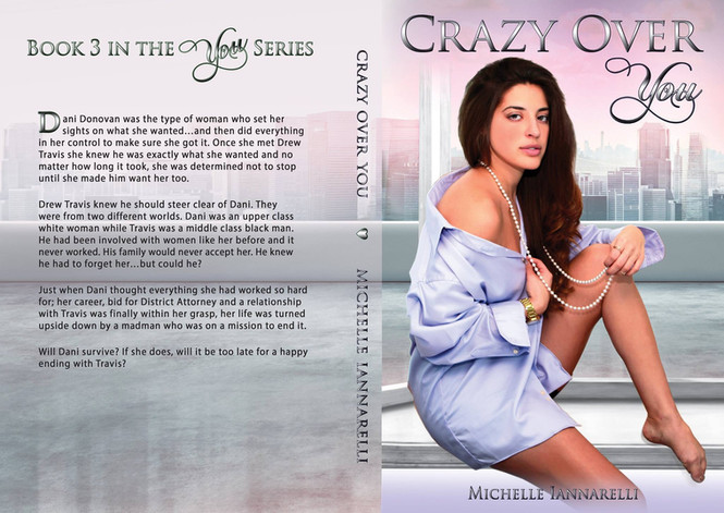 Cover Reveal! Crazy Over You is Coming Soon!