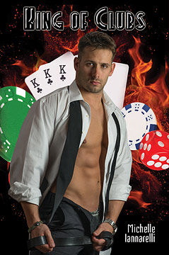 King of Clubs: Romance Novel by Michelle Iannarelli