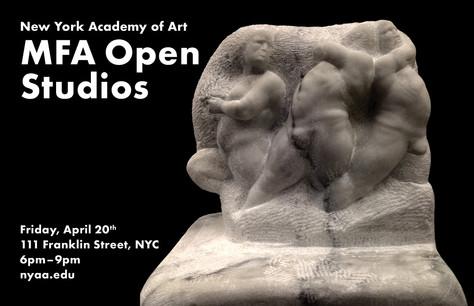 2018 MFA Open Studios
