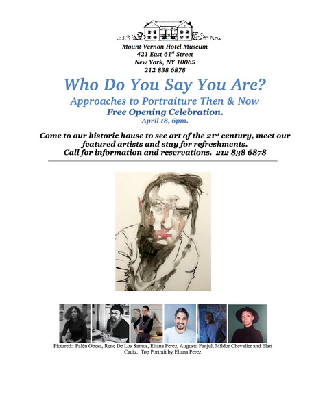 """""""Who Do You Say You Are?"""" Exhibition"""