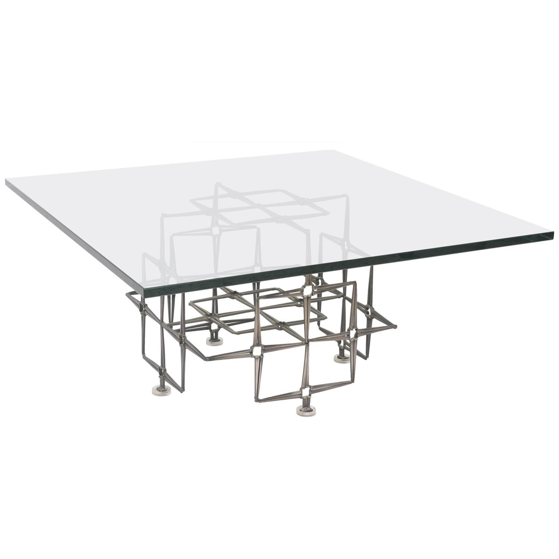 Brutalist Cocktail Table