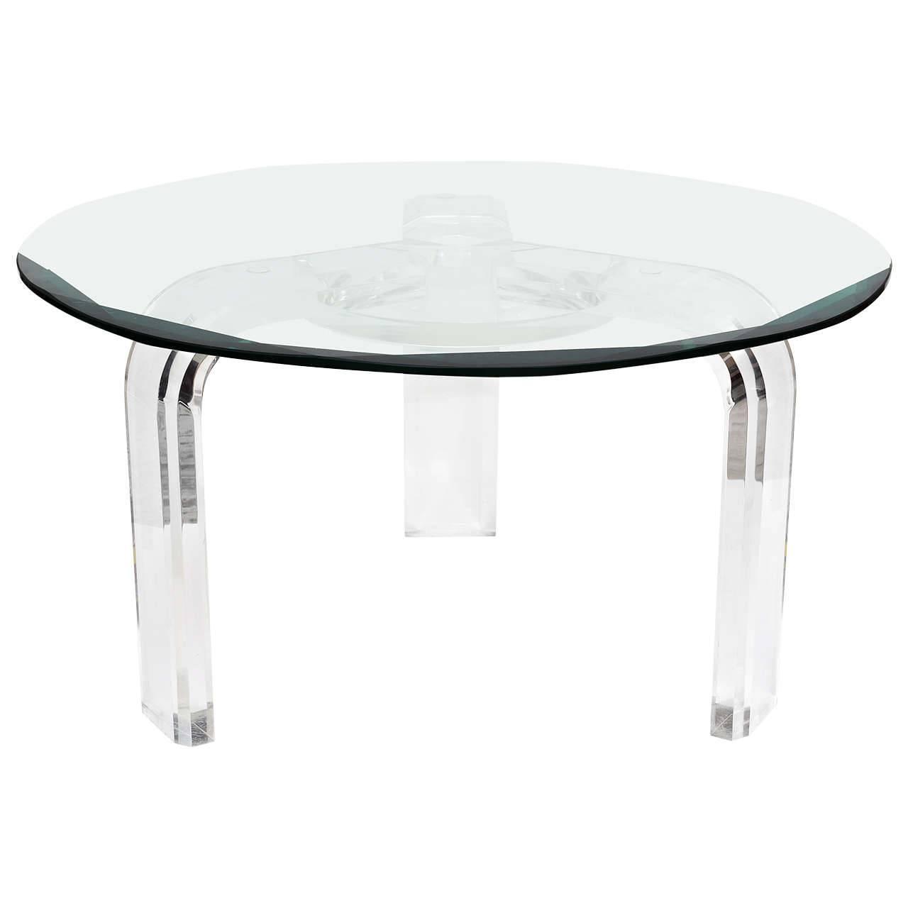 Les Prismatiques Cocktail Table