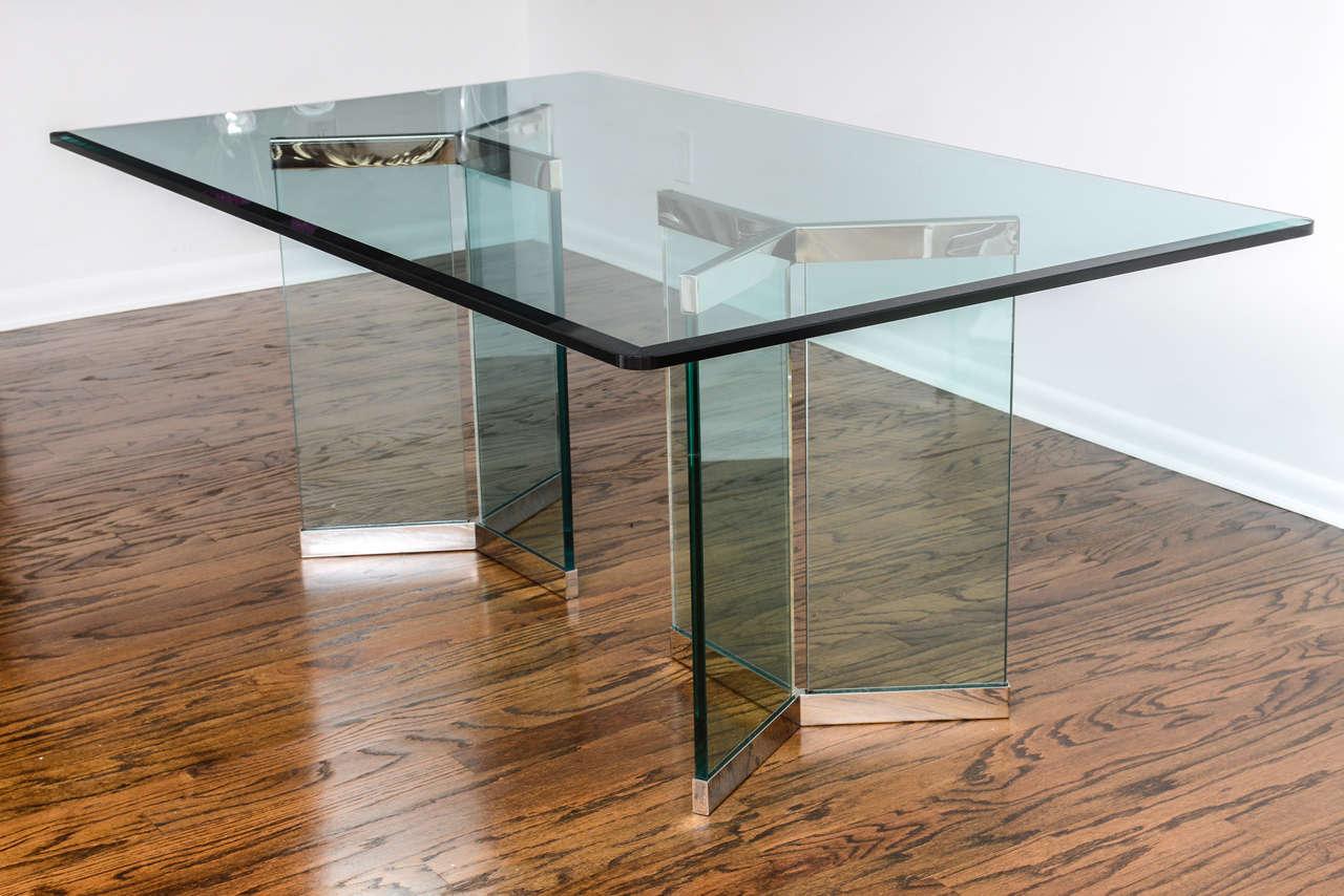 Leon Rosen Dining Table