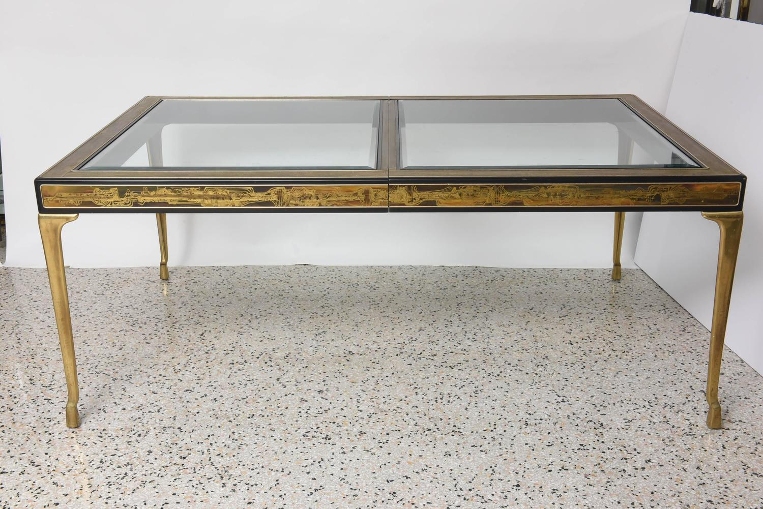 Dining Table by Bernhard Rohne