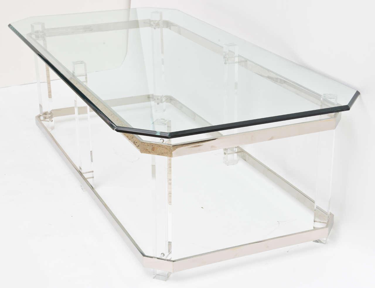 Table by Charles Hollis Jones, 1970s