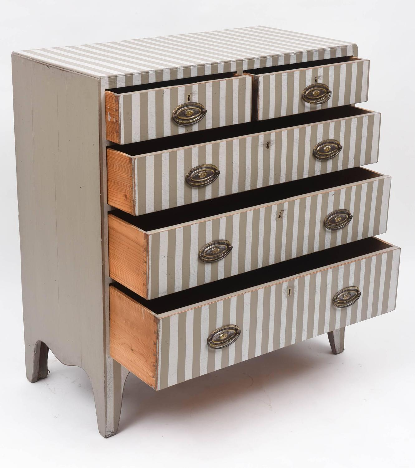 Chest of Drawers from England