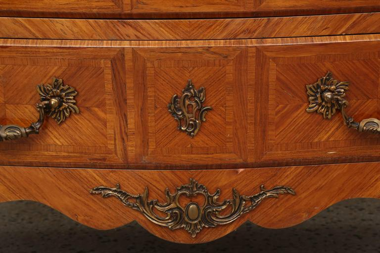 Louis XV Style Commode: France 1940s