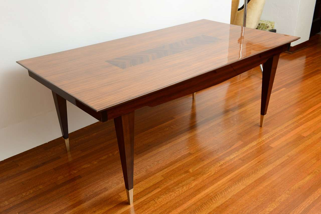 French Art Deco Dining Table