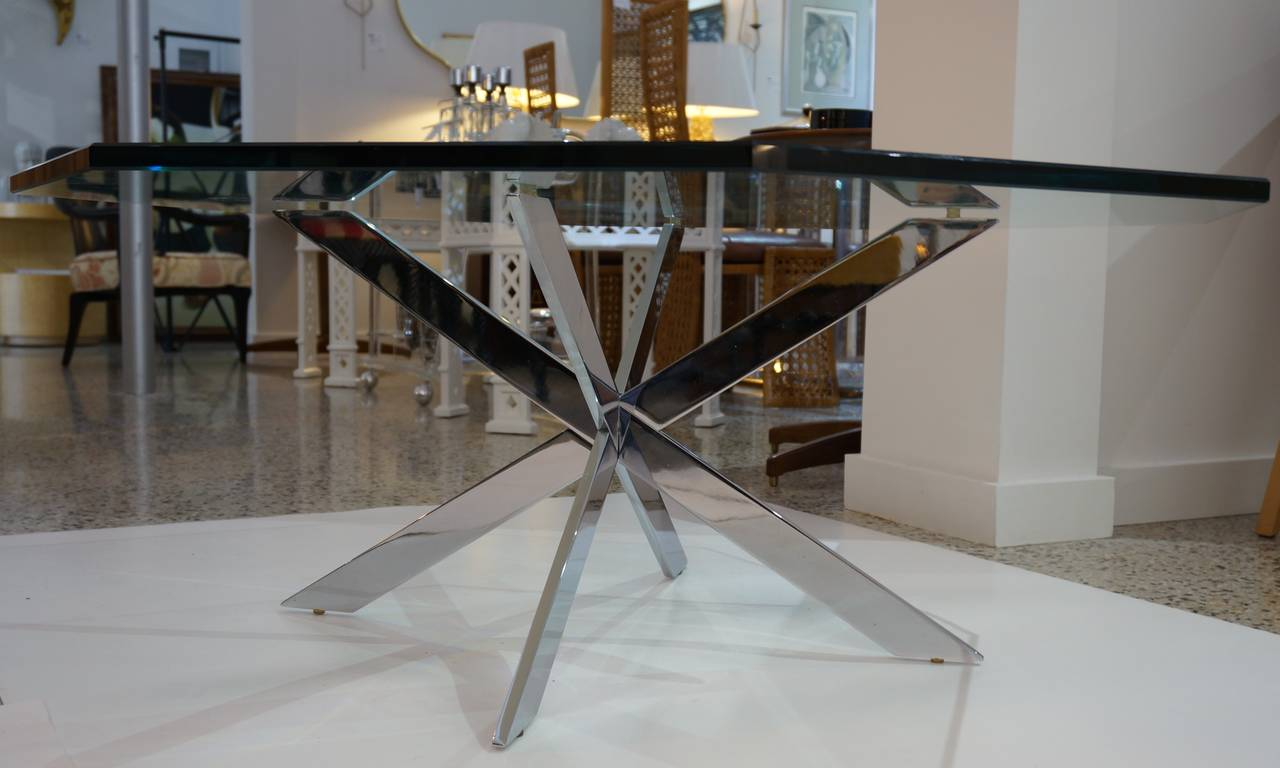 Cocktail Table: Leon Rosen for Pace
