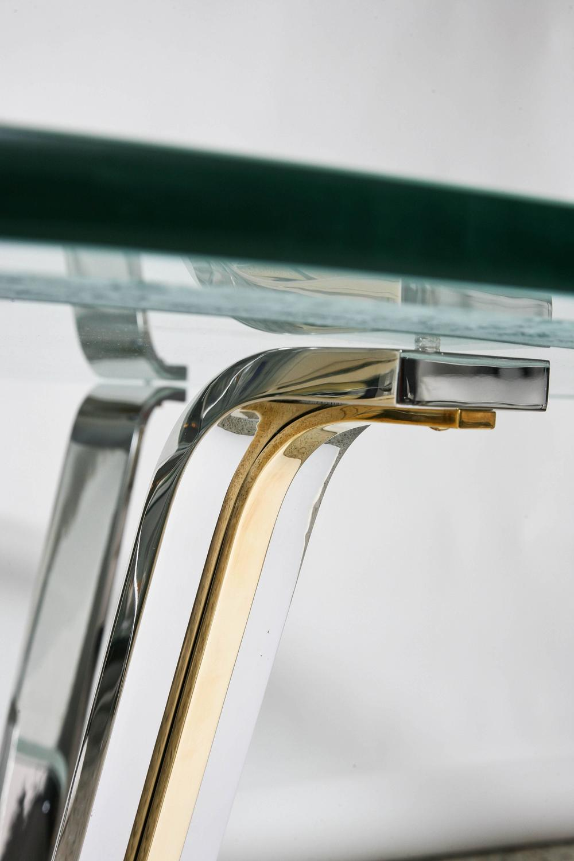 Art Deco Style Table, Karl Springer