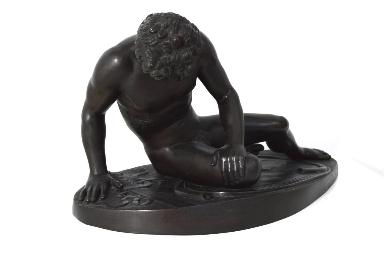 Italian Bronze Statue
