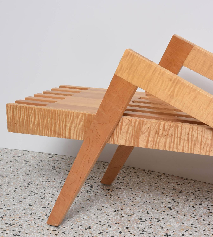 """""""Grasshopper"""" Bench by Marc Phiffer"""
