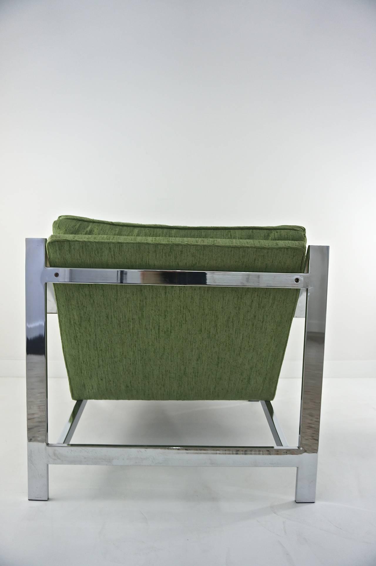 Cy Mann Modern Lounge Chair