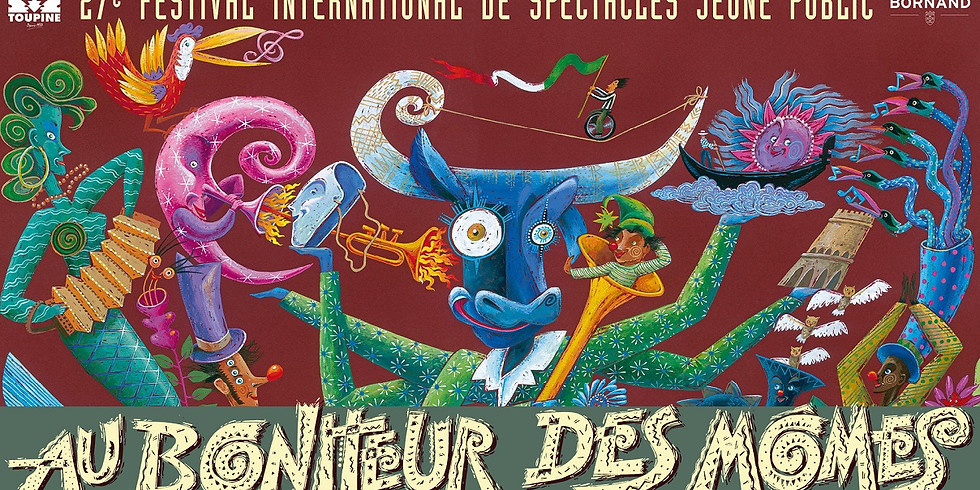 Séjour Festival,           6-10 ans, du 26 au 30 Août 2018