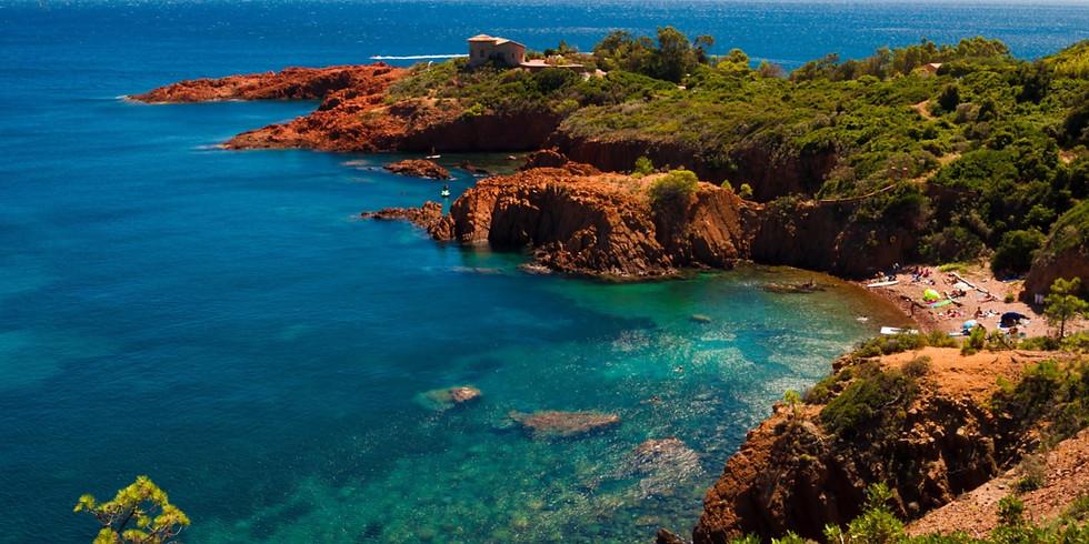 Séjour adapté dans le Var, mer et nature.