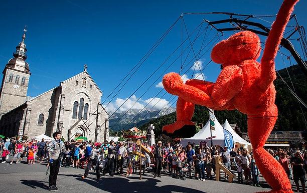 Séjour Festival, 6-11 ans, du 25 au 30 Août 2019