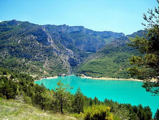 Séjour adapté Lac du Verdon