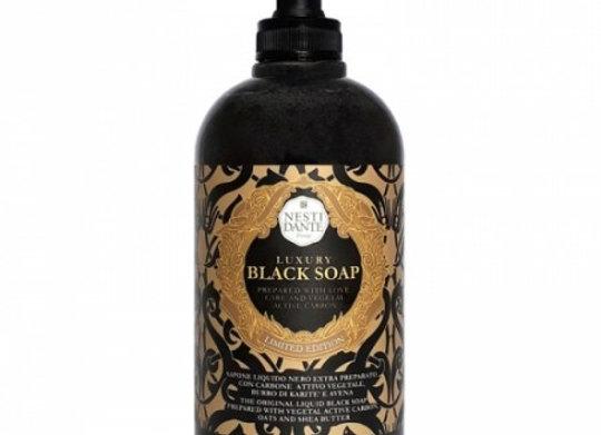 Tekuté mýdlo Black 500 ml