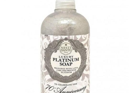 Tekuté mýdlo Platinum 500 ml