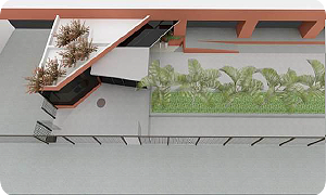 Adaptação de condomínios residenciais.