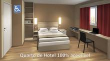 Acessibilidade em Hotéis