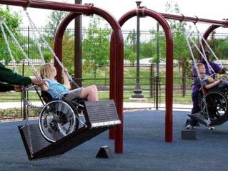 Parques de diversão acessíveis