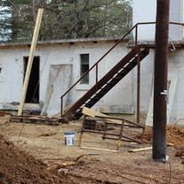 Outside Construction