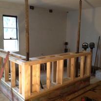 Tasting Room Construction